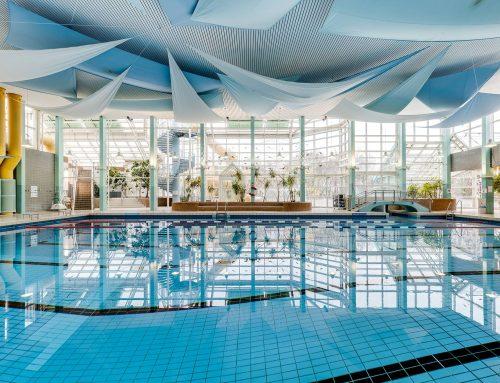 Wiedereröffnung Panoramabad Bornheim – Schwimmhalle