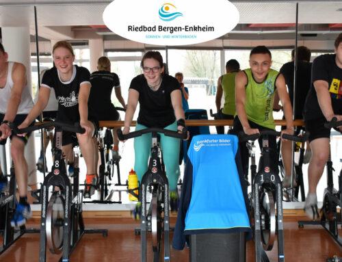 Neue Cyclingkurse ab 01. November im Fitness-Center Riedbad Bergen-Enkheim